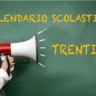 Calendario scolastico Trentino 2017/2018