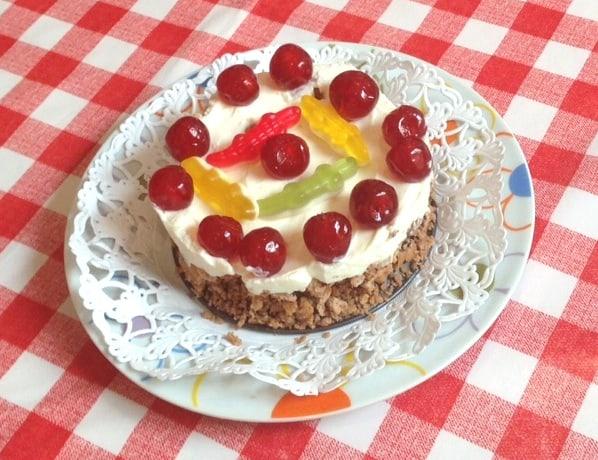 Cheesecake per bambini