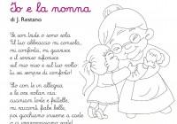 Poesie Per La Nonna Poesie E Filastrocca Per Bambini
