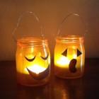 Lanterne di Halloween