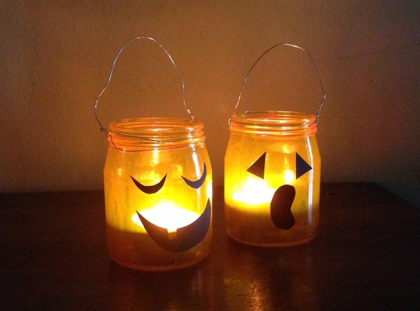 Lanterne per Halloween