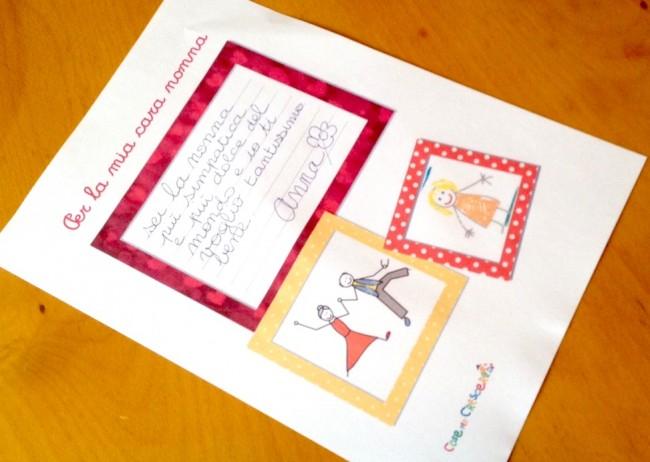 Letterina per la festa dei nonni