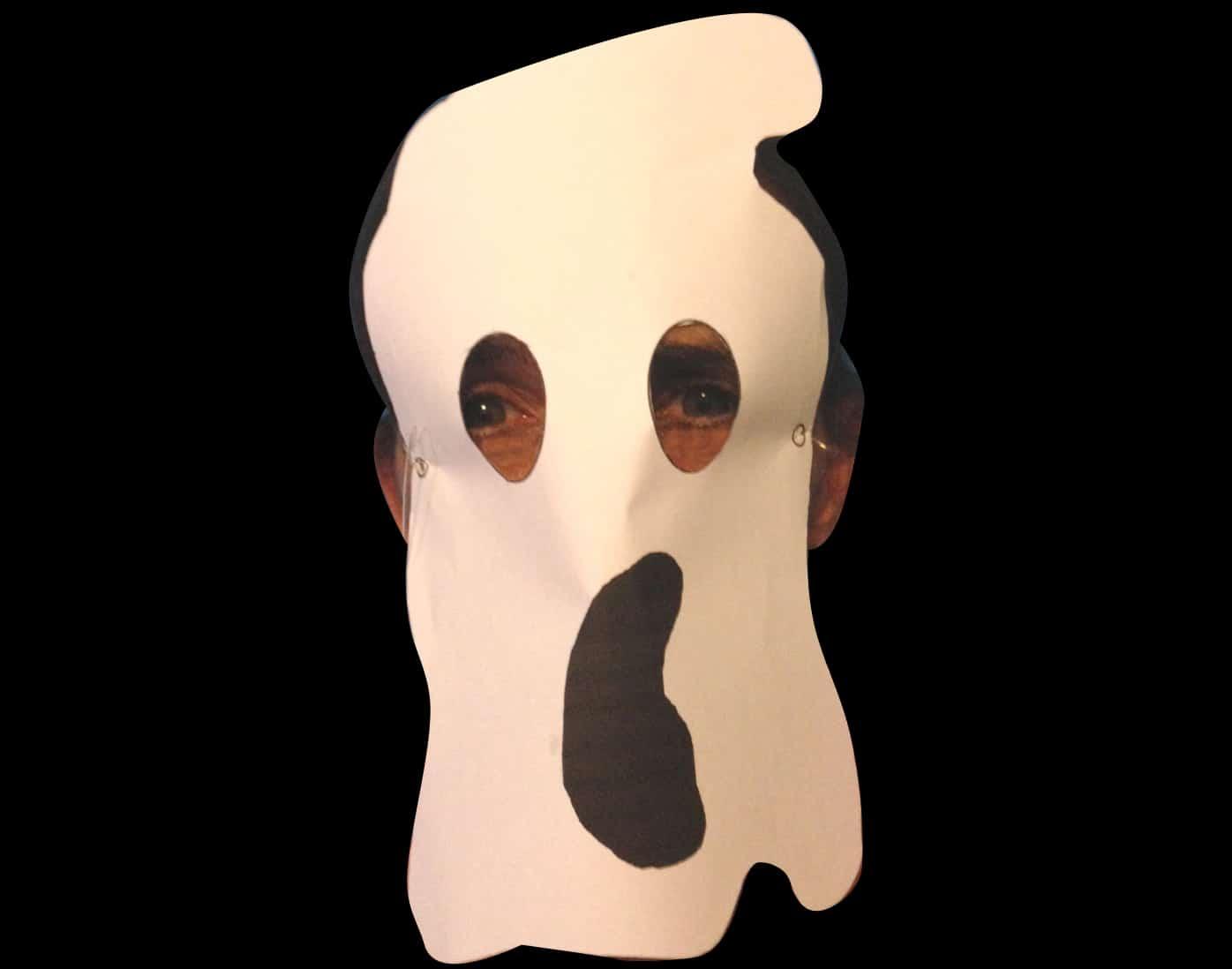Maschera da fantasma