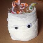 Porta caramelle per Halloween
