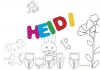 Heidi: significato e onomastico
