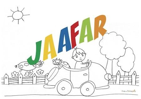 Jaafar significato e onomastico