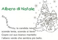 Poesie Di Natale Per Bambini Piccoli Corte.Poesie Per Natale Per Bambini Poesie Di Natale Scuola