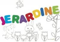 Jerardine significato e onomastico