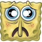 SpongeBob triste