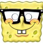 SpongeBob con gli occhiali