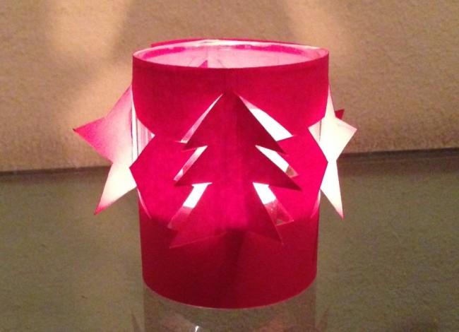 Lumino per Natale - Lavoretto Natale