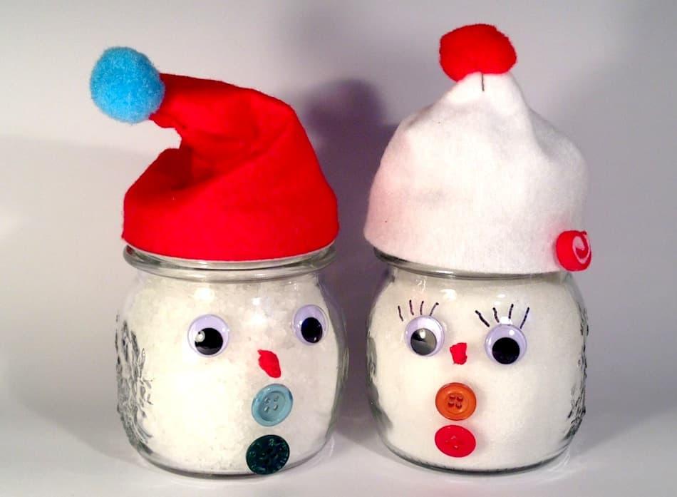 Lavoretti Di Natale Bambini 4 Anni.Lavoretti Creativi E Attivita Manuali E Riciclo Per Bambini