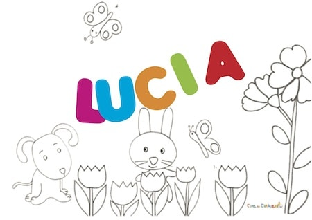 Lucia: significato e onomastico