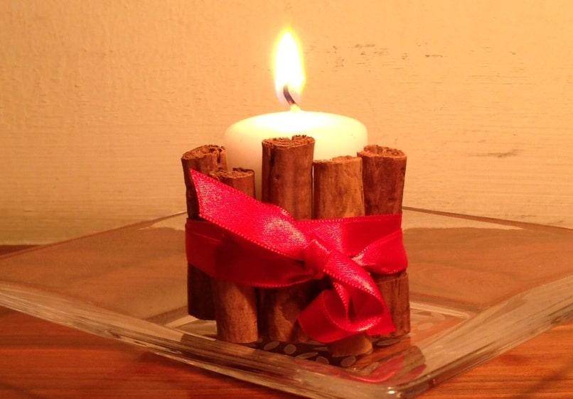 candela di natale