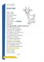 poesia per bambini sull'inverno