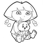 Dora e l'orsetto