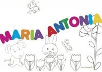 Maria Antonia sigificato e onomastico