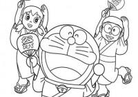 Disegni di doraemon da colorare immagini di doraemon per for Doraemon immagini da colorare