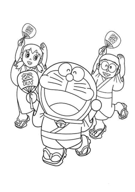 Doraemon Nobita E Shizuka Cose Per Crescere