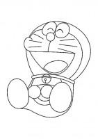 Disegno di Doraemon