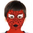 Trucco da spiderman