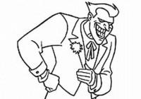 Disegni Di Batman Da Colorare Immagini Da Stampare Gratis