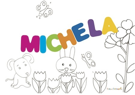 Michela: significato e onomastico