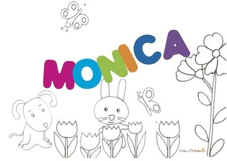 Monica significato e onomastico