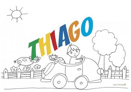 Thiago: significato e onomastico