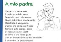 Poesie Per La Festa Del Papà Per Bambini Della Scuola Primaria E