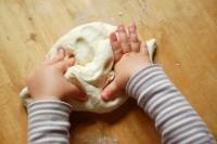 Come conservare la pasta di sale