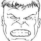 Maschera di Hulk