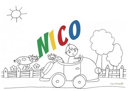 Nico. significato e onomastico