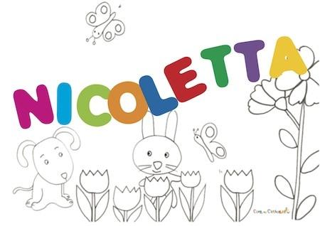 Nicoletta: significato e onomastico