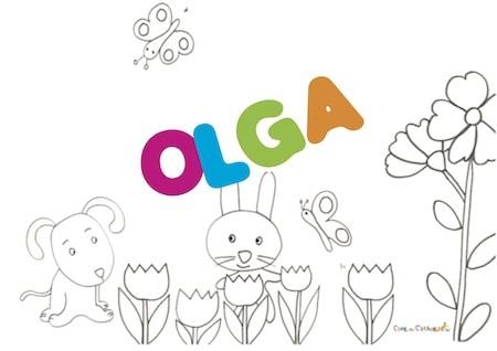 Olga: significato e onomastico