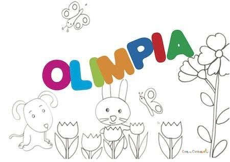 Olimpia: significato e onomastico