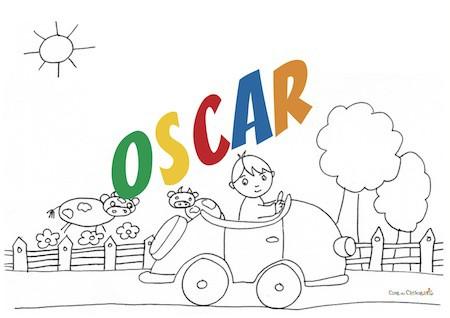 Oscar: significato e onomastico