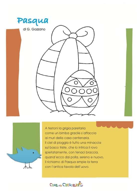 Poesia di Pasqua di Gozzano