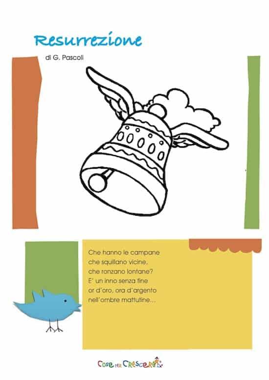 Poesia di Pasqua - Pascoli