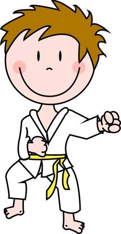 Arti marziali spiegate ai bambini