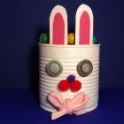 Coniglio porta uova