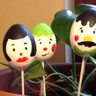 Facce da uovo