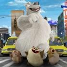 Al cinema due film d'animazione, protagonisti un orso e una coniglietta