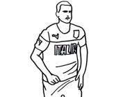 Calciatori Juventus Da Colorare Cose Per Crescere