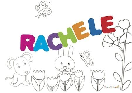 Rachele: significato e onomastico