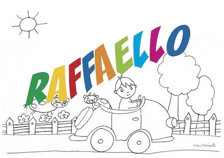 Raffaello: significato e onomastico