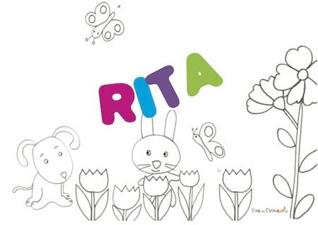 Rita: significato e onomastico