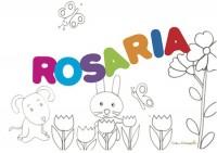 Rosaria: significato e onomastico