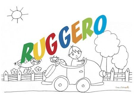 Ruggero: significato e onomastico