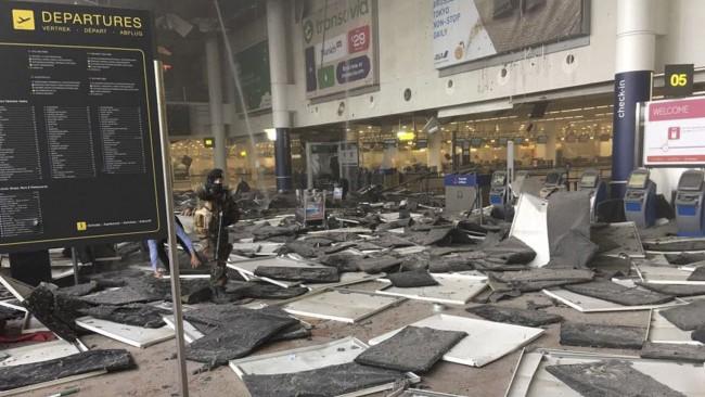 Attentato Bruxelles spiegato ai bambini